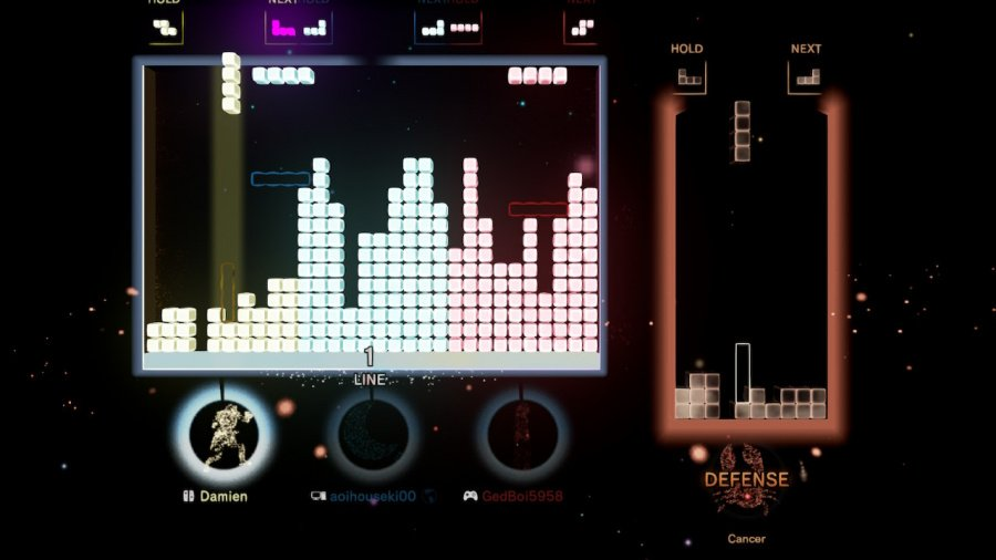 Tetris Effect: Connected Review - Screenshot 1 of 6