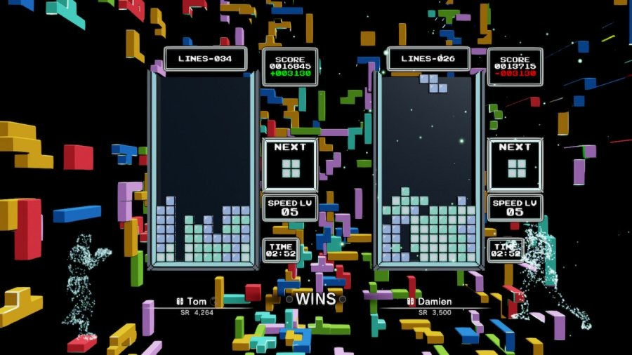 Tetris Effect: Connected Review - Screenshot 3 of 6