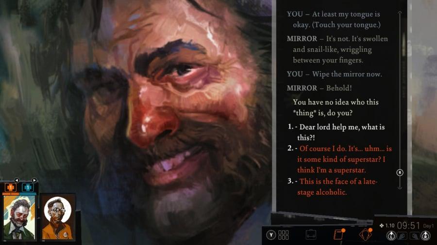 Disco Elysium: The Final Cut Review - Screenshot 2 of 5