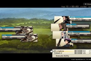 Dungeon Encounters Screenshot