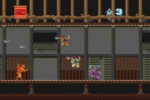 Ninja Spirit Screenshot