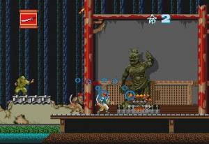 Ninja Spirit Review - Screenshot 3 of 3