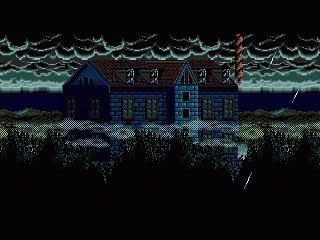 Splatterhouse 2 Screenshot
