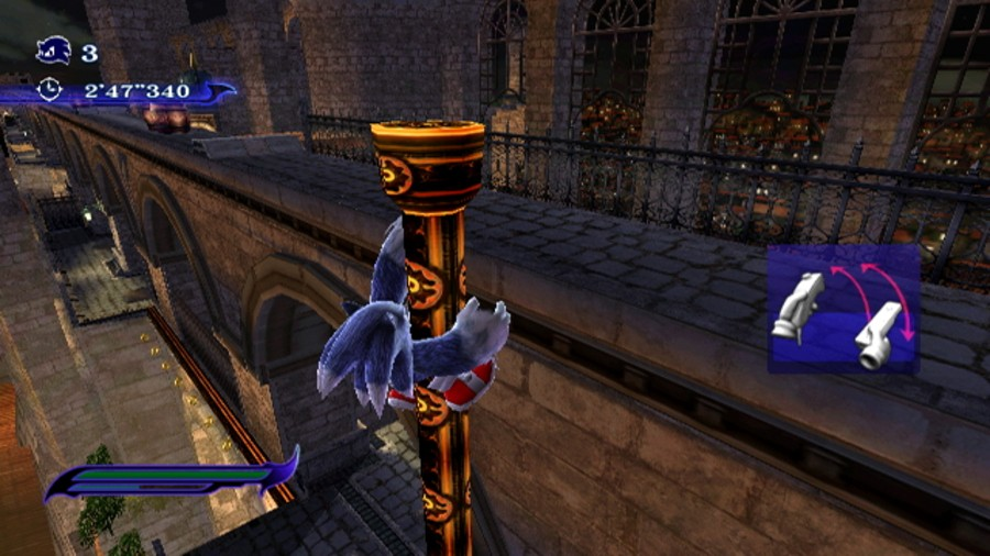 Sonic Unleashed Screenshot