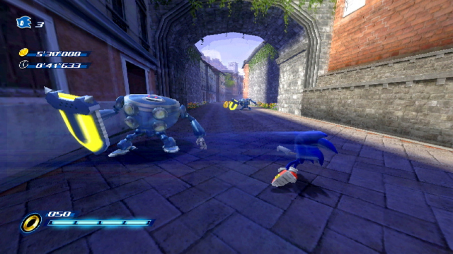 Sonic Unleashed Review - Screenshot 3 of 6