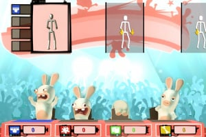 Rayman Raving Rabbids TV Party Screenshot