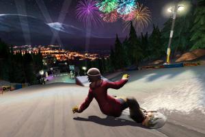Shaun White Snowboarding: Road Trip Screenshot