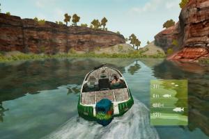 Rapala's Fishing Frenzy Screenshot