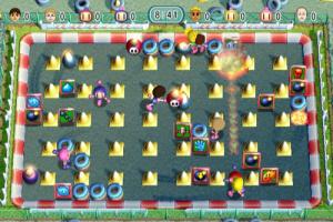 Bomberman Blast Screenshot