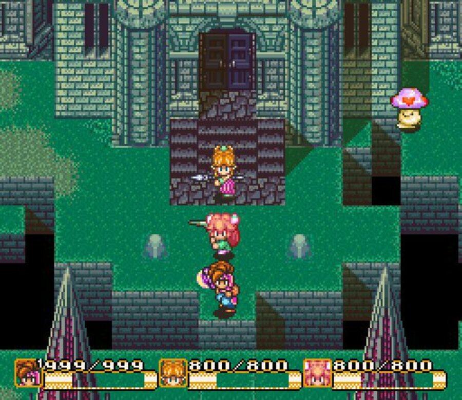 Secret of Mana Screenshot