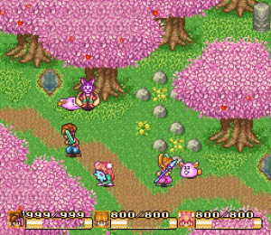 Secret of Mana Review - Screenshot 1 of 3