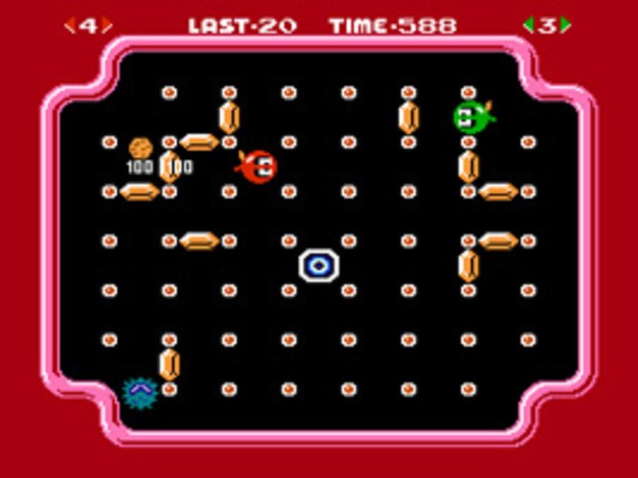 Clu Clu Land Screenshot