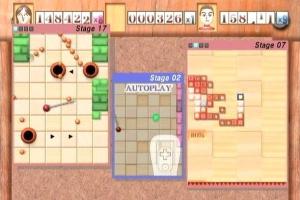 MaBoShi: The Three Shape Arcade Screenshot