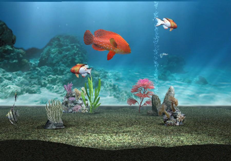My Aquarium Screenshot