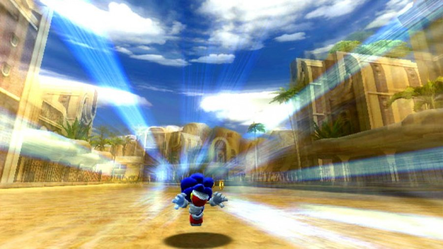 Sonic Unleashed Review - Screenshot 5 of 6