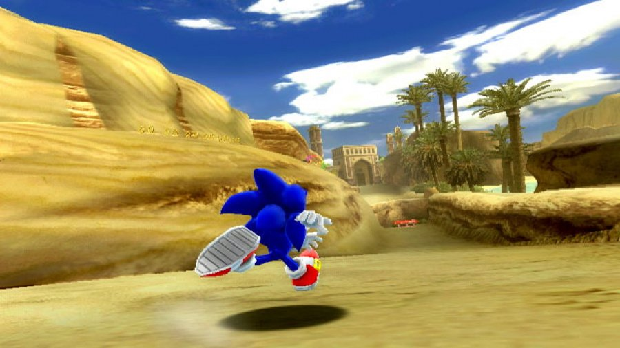 Sonic Unleashed Review - Screenshot 2 of 6