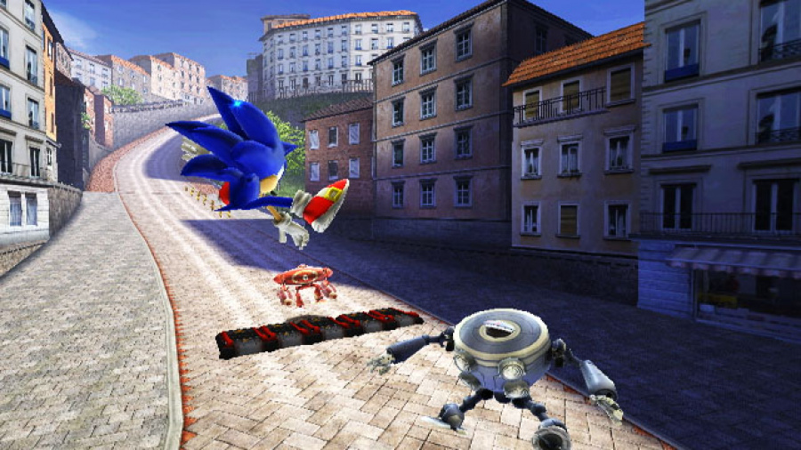 Sonic Unleashed Review - Screenshot 4 of 6