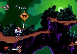 Earthworm Jim Review - Screenshot 2 of 3