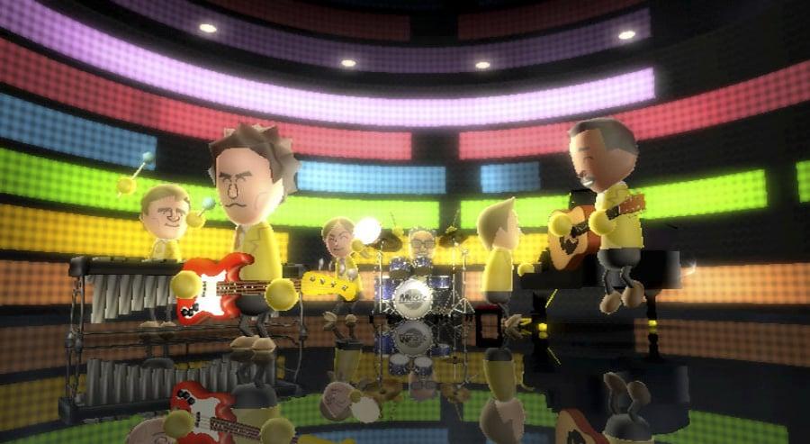 Wii Music Review - Screenshot 2 of 8