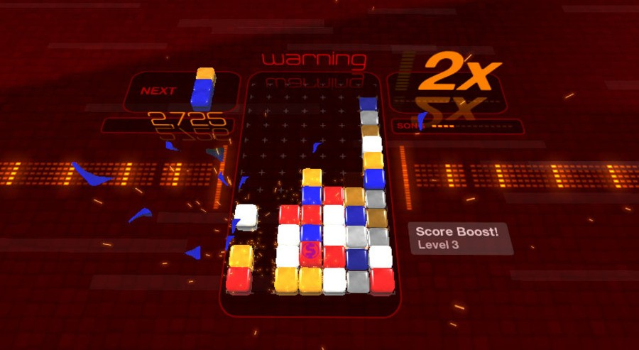 Groovin' Blocks Screenshot