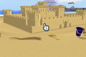 Sandy Beach Screenshot