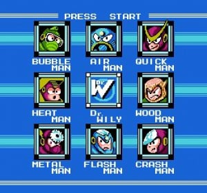 Mega Man 2 Review - Screenshot 1 of 2