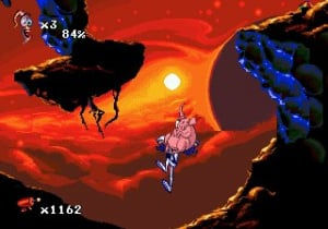 Earthworm Jim 2 Review - Screenshot 2 of 3