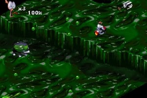 Earthworm Jim 2 Screenshot