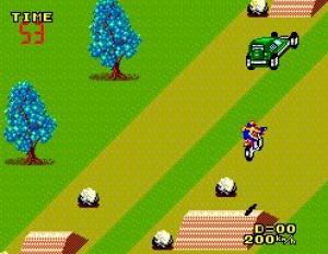 Enduro Racer Review - Screenshot 1 of 2
