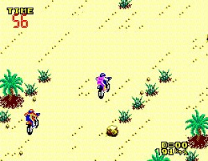 Enduro Racer Review - Screenshot 1 of 2