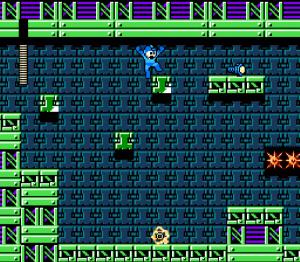 Mega Man 9 Review - Screenshot 1 of 5