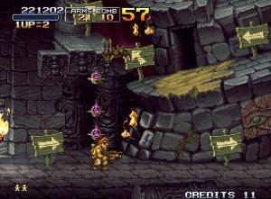Metal Slug 2 Review - Screenshot 2 of 4