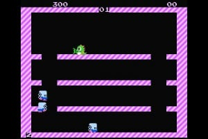 Bubble Bobble Screenshot