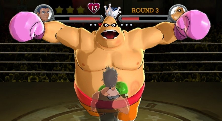 Punch-Out!! Review - Screenshot 2 of 5