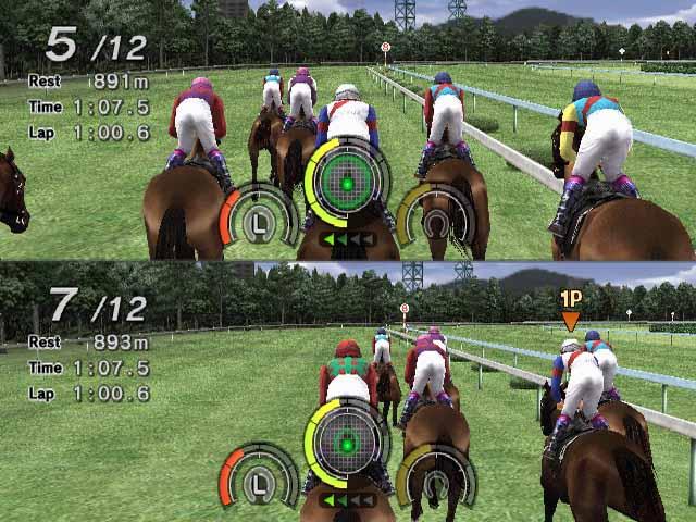 G1 Jockey Wii 2008 Screenshot