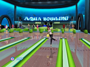 Midnight Bowling Review - Screenshot 1 of 6