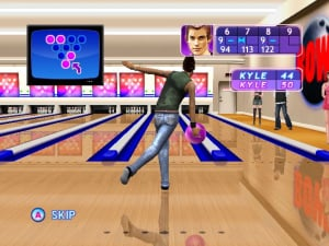 Midnight Bowling Review - Screenshot 2 of 6