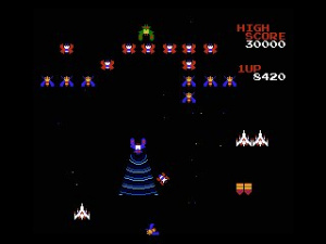 Galaga Review - Screenshot 4 of 7
