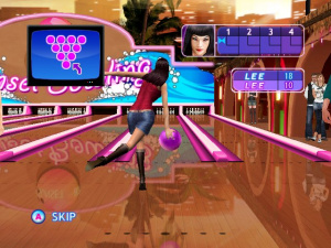 Midnight Bowling Review - Screenshot 3 of 6