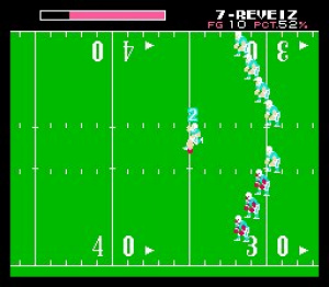 Tecmo Bowl Review - Screenshot 1 of 3