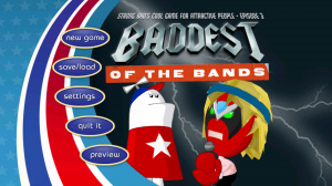 Strong Bad Episode 3 - Baddest of the Bands Review - Screenshot 4 of 4