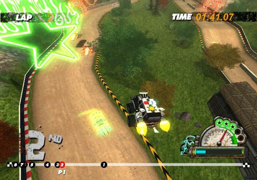 High Voltage Hot Rod Show Screenshot