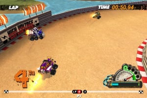 High Voltage Hot Rod Show Screenshot
