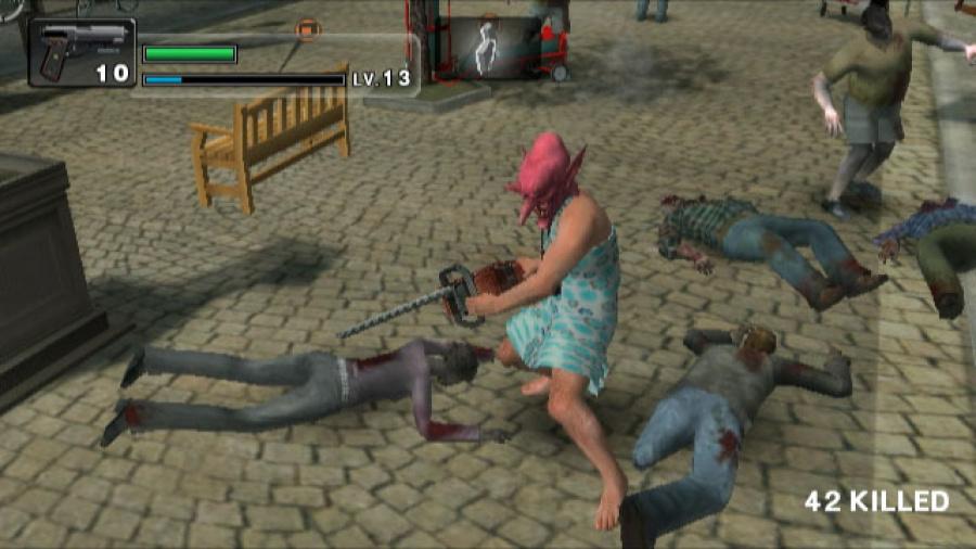 Dead Rising: Chop Till You Drop Review - Screenshot 4 of 6