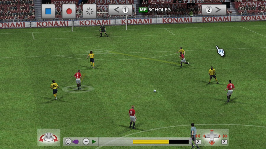 PES 2009 Screenshot