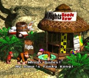 Donkey Kong Country Review - Screenshot 1 of 2