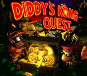 Donkey Kong Country 2: Diddy's Kong Quest Review - Screenshot 3 of 4
