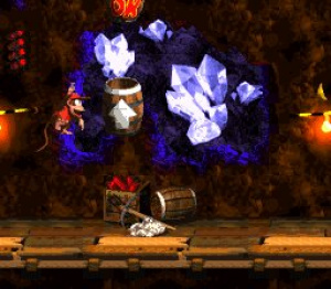 Donkey Kong Country 2: Diddy's Kong Quest Review - Screenshot 2 of 3