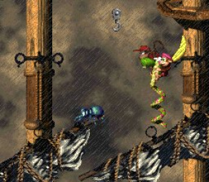 Donkey Kong Country 2: Diddy's Kong Quest Review - Screenshot 2 of 4
