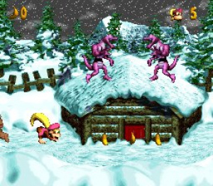 Donkey Kong Country 3: Dixie Kong's Double Trouble! Review - Screenshot 2 of 3